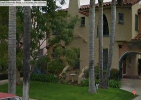247-South-Poinsettia-Place-Google-Maps